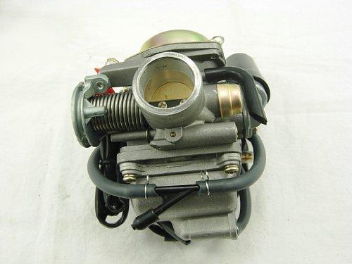 125cc 150cc Carburetor Scooter Moped Atv Go Kart Gy6 4-stroke 24mm Carb @64178 (Scooter Carburetor 150cc compare prices)