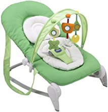 Chicco-New Hooplà - Silla mecedora, color verde