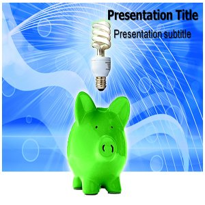 Save Electricity Powerpoint Templates - Save Electricity Powerpoint (PPT) Backgrounds Slides