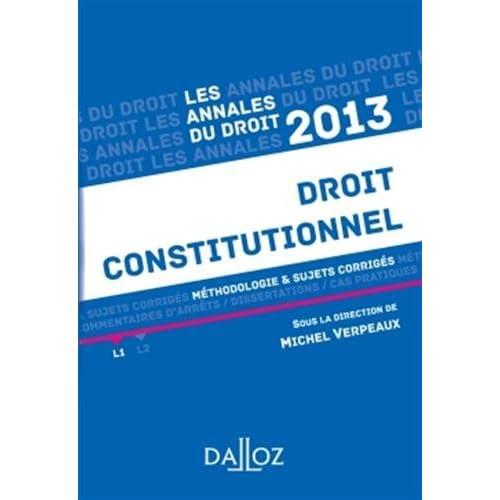 Le rle du conseil constitutionnel sous la Cinquime rpublique
