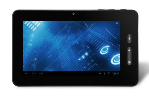 7&quot; Android 4.0 OS Cortex A8 5 Point Capacitive Touchscreen Tablet PC Google 3G WiFi MID, Support G-sensor HDMI 1080P 4GB NandFlash-IdolPad(TM) PLUS