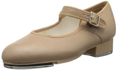 Capezio Women's Mary Jane 3800 Tap Shoe,Caramel,3 M US