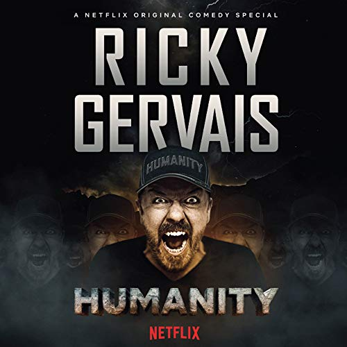 Vinilo : Ricky Gervais - Humanity (2PC)