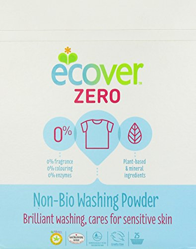Ecover Zero Washing Powder 1.875 kg