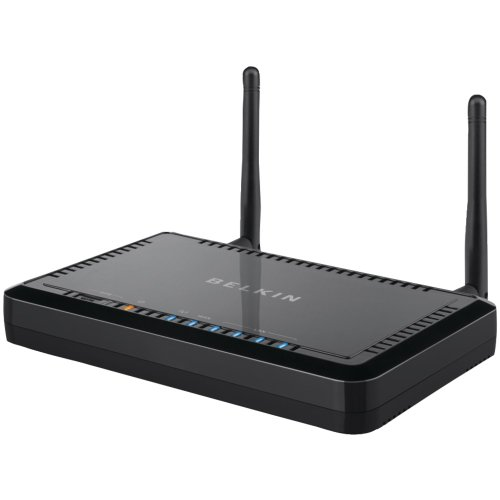 Belkin High Performance Wireless N300 VPN Router (F9K1004)