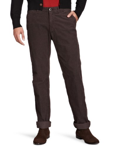 Marc O'Polo Men's 229 0468 10054 Trousers Brown (795 Dark Chocolate) 106