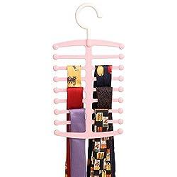 Tie Rack - Pink color