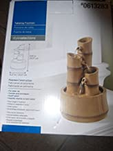 Style Selections 1003-in Resin Tiered Fountain Item 613283 ModelMZ13107AA UPC6911372131077