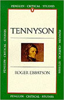 critical essays poetry tennyson Eliot's essay on the metaphysical poets was first published as a review of jc grierson's edition of metaphysical lyrics and poems of but it is lacking in the poetry of tennyson his originality and critical insight he writes: tennyson and browning are poets and they.
