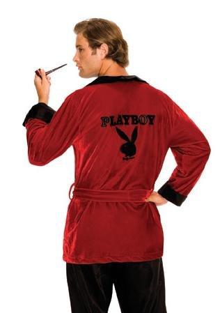 Adult Men's Playboy Hugh Hefner Halloween Costume