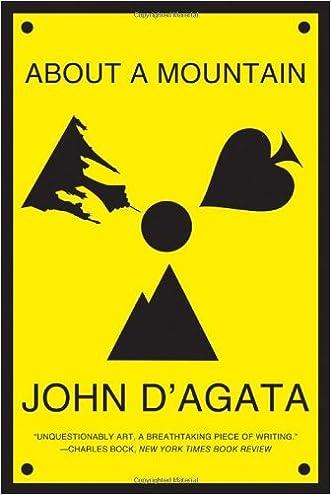 About a Mountain written by John D%27Agata