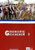 Geschichte und Geschehen - aktuelle Ausgabe / Ausgabe für Baden-Württemberg / Schülerbuch 8. Schuljahr