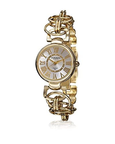 Akribos XXIV Reloj de cuarzo AK679YG  32 mm