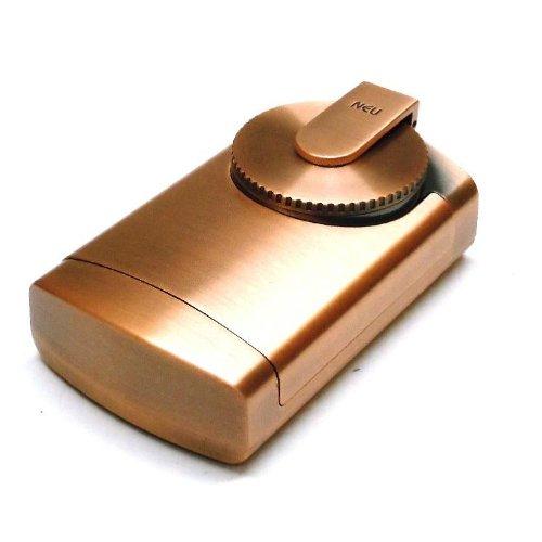 NEU ハンディー アッシュトレイ (ブロンズ) / 携帯灰皿