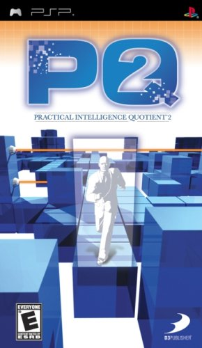 PQ Practical Intelligence Quotient 2 - Sony PSP - 1