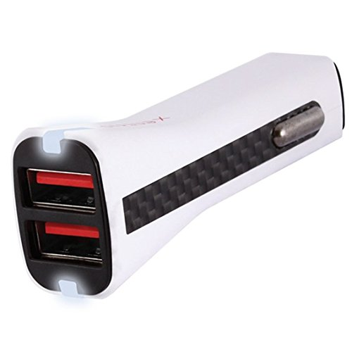 xentris-48a-dual-usb-vehicle-charger-white