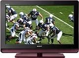 Sony Bravia M-Series KDL-26M4000/R 26-Inch 720p LCD HDTV, Red