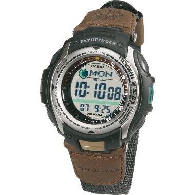 Best fishing timer watch for Casio pathfinder fishing watch