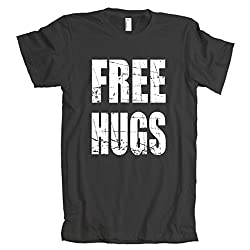 Free Hugs American Apparel T-Shirt