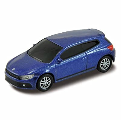 VW Scirocco Car USB Memory Stick 4Gb - Blue by AutoRegalia