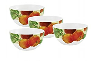 Paula Deen 58193 4-Pack44; 5.5-Inch Cereal Bowl