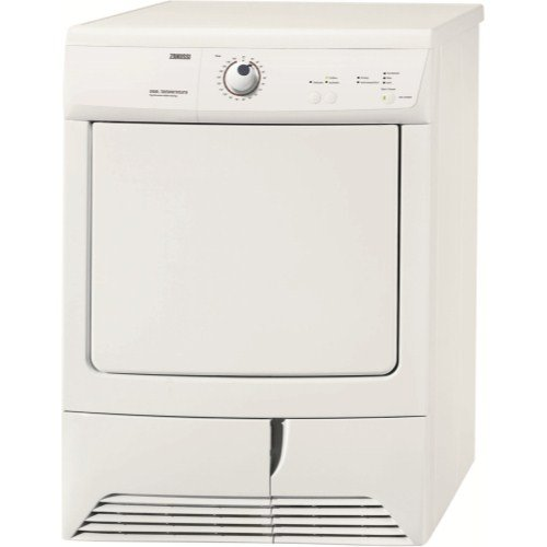 Zanussi ZDC37200W Electronic 7kg Freestanding Condenser Tumble Dryer in White