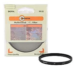 Fotonica 77.0MM UV Filter for Digital Camera