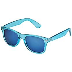 Eccellente Wayfarer UV Protected Sunglasses - Mirrored