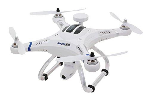 XciteRC-15001700-Ferngesteuerter-RC-Quadrocopter-Drohne-Rocket-400-GPS-RTF-Version-III-mit-HD-Kamera-Mode-2