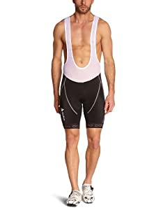 Odlo Missile Men's Cycling Bib Shorts with Suspenders black Size:S