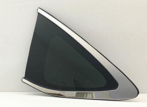 12-17 Honda CR-V Driver/Left Side Quarter Window Replacement Glass (Honda Crv Window Glass compare prices)