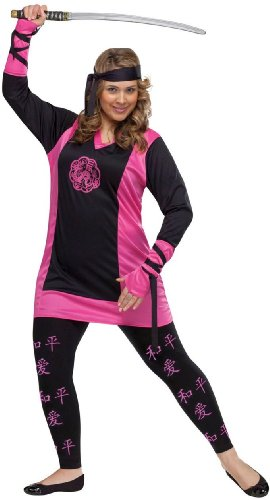 Dragon Ninja Adult Plus size Costume