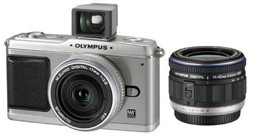 Olympus Pen E-P1 Micro Four Thirds Digital SLR Camera
