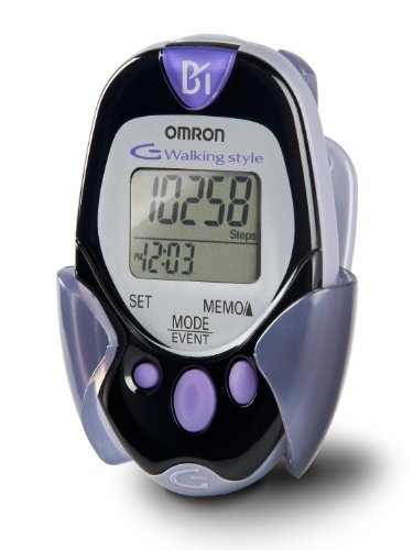 Omron HJ-720ITC Pocket Pedometer   Health Management