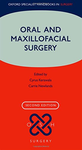 Oral and Maxillofacial Surgery (Oxford Specialist Handbooks in Surgery)