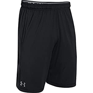 Under Armour Men's Raid Shorts, Black (001), XX-Large