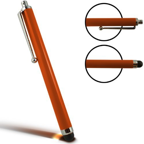SAMRICK - Hohe Kapazitive Aluminium Kugelschreiber für Apple iPad 1, iPad 2, iPad 3, iPad 4 4G & iPad Mini - GOLD