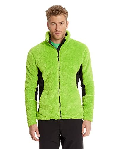 Alpine Pro Giacca in Pile Kailas [Verde]