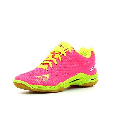 Yonex ,  Scarpe da squash donna rosa 38