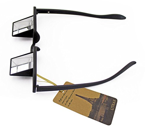 Utrax Prism Bed Specs Laying in Tv Book Reading Lazy Glasses Periscope Eyeglasses Spectacles