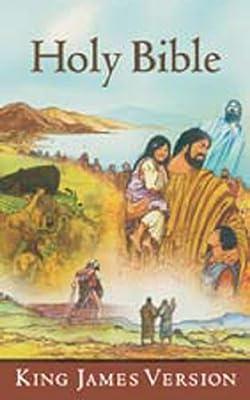 My Jesus Loves Me Bible-King James Version