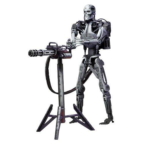 Robocop Vs. Terminator (93 Video Game) 7 Action Figure Series 1 Endoskeleton