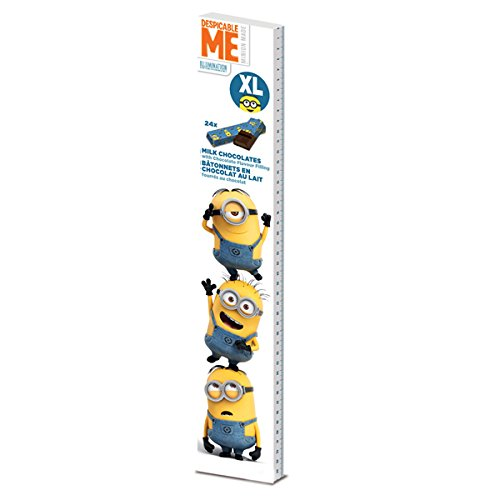 "Fancy Classic Collection Despicable Me ""Minions"" Xtra Large Chocolate Bar Pack – 24pc günstig bestellen"