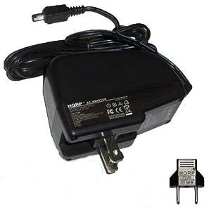 HQRP AC Adaptateur Secteur Chargeur pour JVC Everio GZ-MG130, GZ-MG155, GZ-MG255 Caméscope