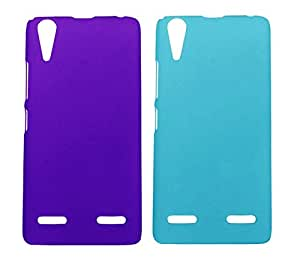Winsome Deal 2 Pieces of Exclusive Quality Hard Back Cover Case For Lenovo K3 A6000