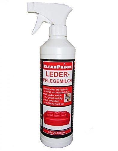 LEDER-PFLEGEMILCH 500 ml von CleanPrince 0,5 Liter...