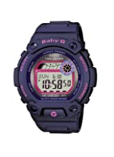 Casio Damen-Armbanduhr Baby-G Digital Quarz Resin BLX-102-2AER
