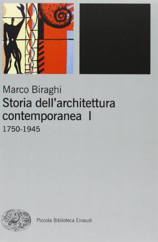 Storia dell'architettura contemporanea: 1