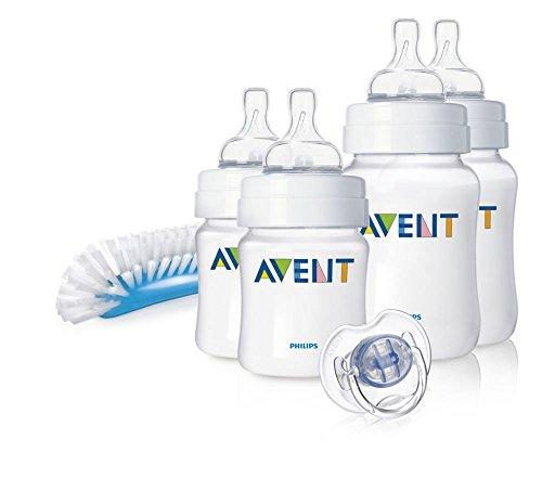 Philips Avent Scd271/00 Newborn Bottle Starter Set (Classic) front-1016905