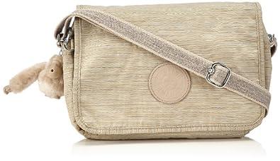 Kipling Women's Delphin Cross-Body Bag K15061A95 Dazzling Beige